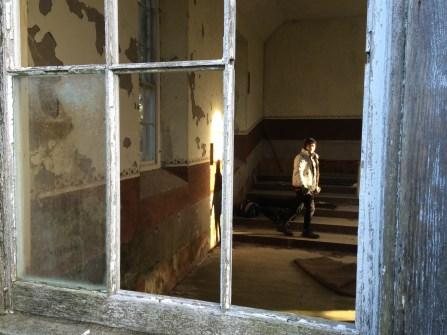 Location shot from short film 'Cippyn'