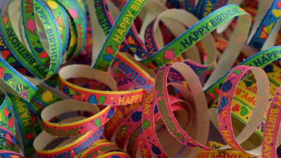 Verwonderend Hoe verjaardagswensen mijn gedachten op hol doen slaan - Mindful leven IM-79