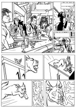 Splinter Het Album - p01 zwart-wit laagres - Morris en Zilverberg