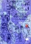 Splinter Het Album - p26 schetswerk en MoArt
