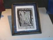 Voilage, inks on paper, 27x22cm