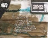 "2012- ""Horizontes"" Argentina Corral de Piedra Project"