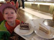 Tårta på Citykonditoriet
