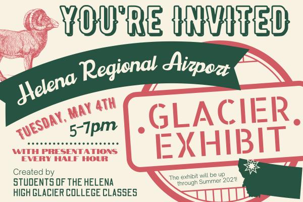 Glacier College Open House