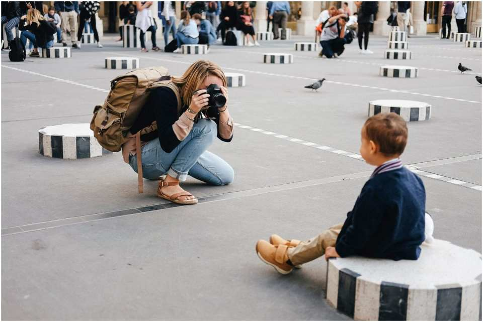 France Family Children Photographer, Helena Woods, blogs some behind the scenes from her paris photo shoot and why she is most inspired by children