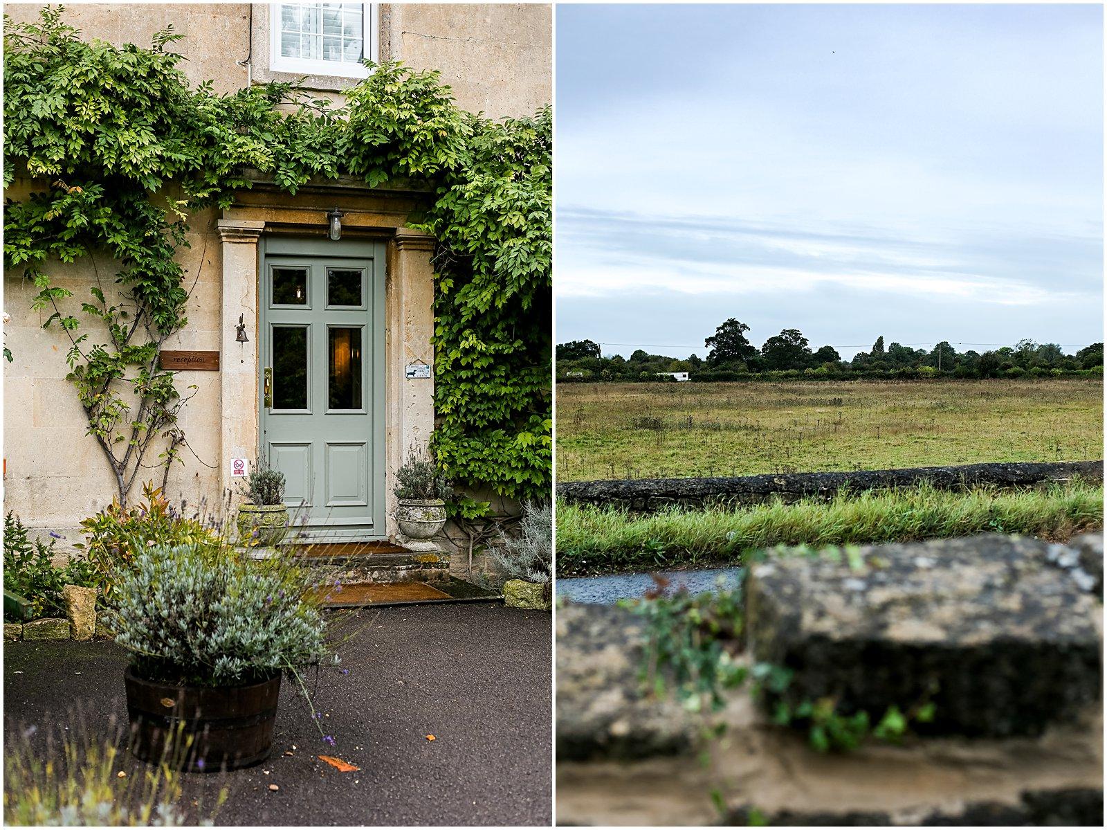 Widbrook Grange Hotel in Wiltshire England
