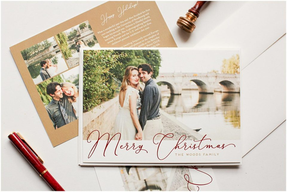 Where to print your family Christmas holiday cards online with discounts