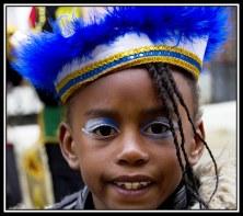 Boy at Carnival street