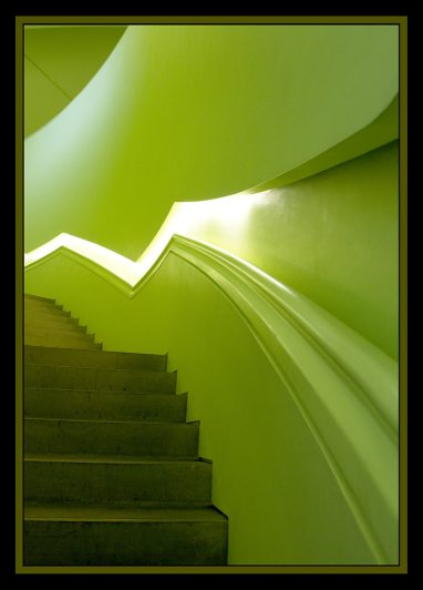 Green the Way Up