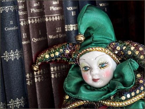 jester doll