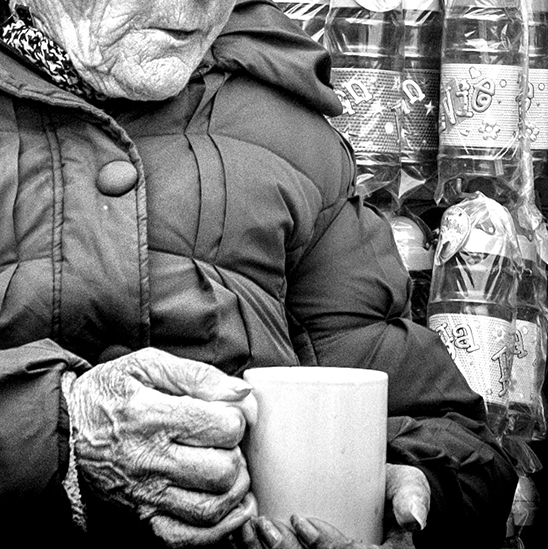 A Cup of Tea on a Cold Day