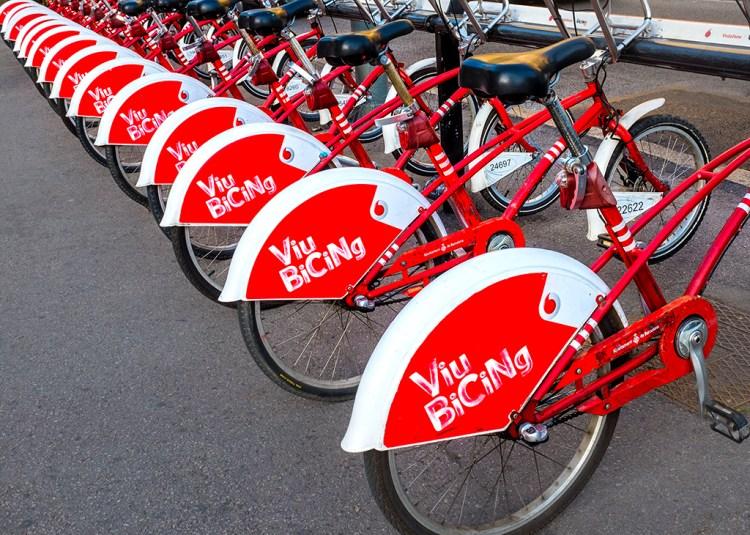 Viu BiCiNg bicycles Barcelona