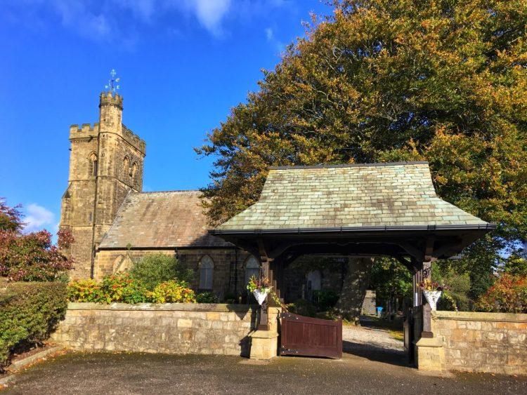 St John the Evangelist local church village
