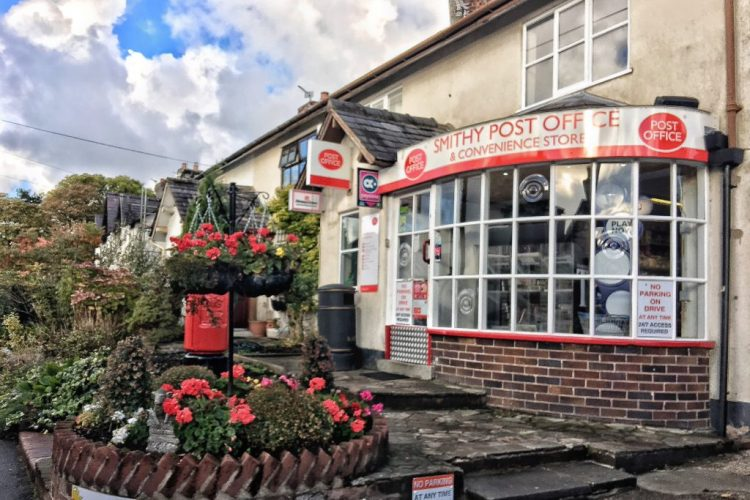 The Smithy Post Office local village