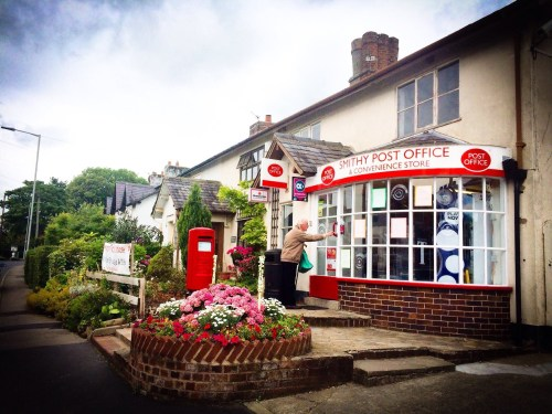 Our Village Shop local post office