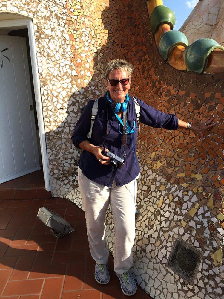 Me as a Tourist