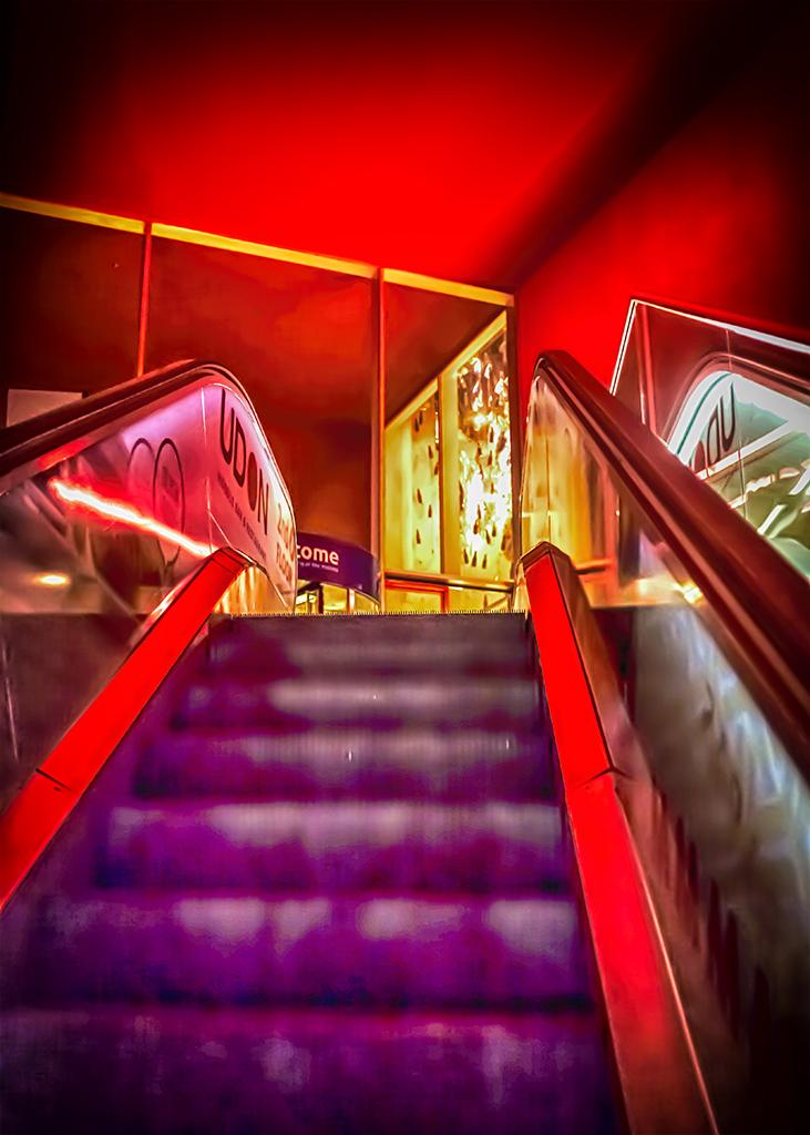 Red Escalator