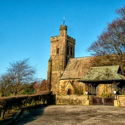 Our Parish Church , St John the Evangelist,