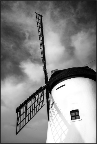 Lytham Windmill perspective