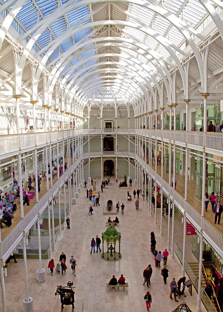 National Museum of Scotland Edinburgh