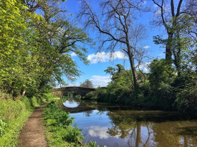 Bridge 27 Lancaster Canal walk