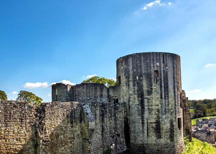 Barnard Castle ,12thCentury, County Durham, ruin,