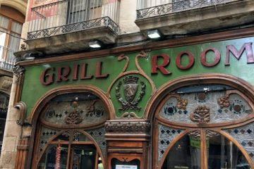 Grill Room BARCELONA: More Doors in Gothic Quarter
