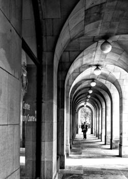StreetLife: Pedestrians monochrome bnw