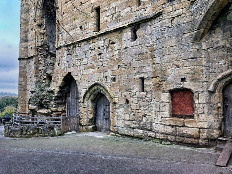 KNARESBOROUGH: Castle Yorkshire