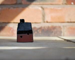 Incense Cone Burner