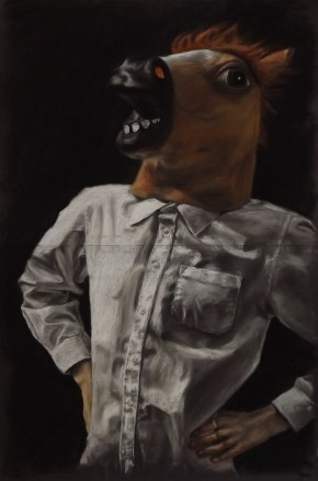 Horse Headed Man