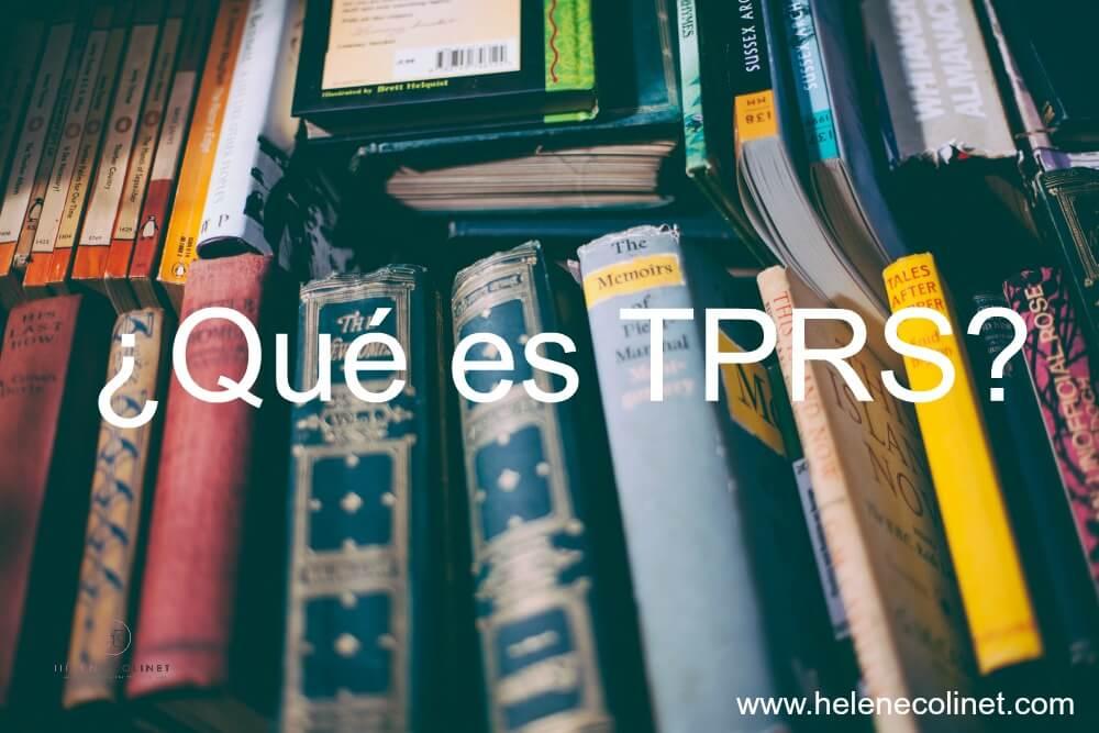 TPRS España helene colinet