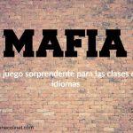 Mafia: un juego en la clase de idiomas