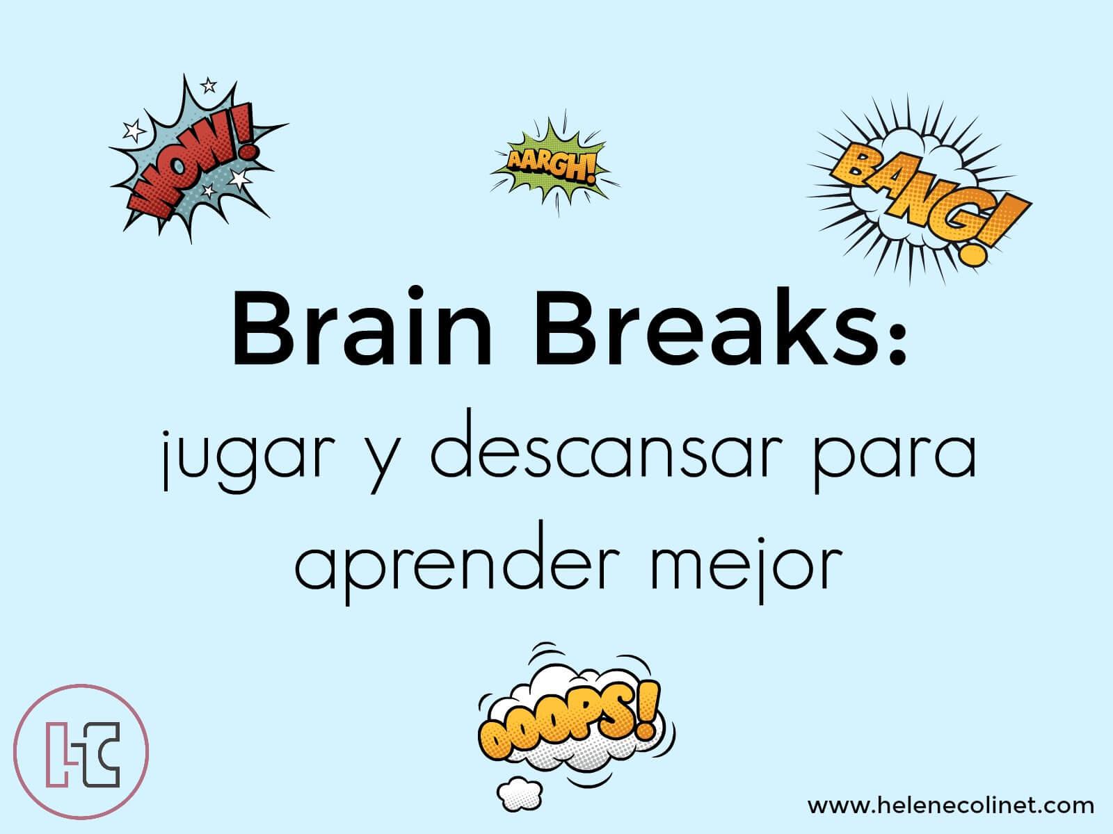 brain breaks helene colinet tprs españa ci idiomas