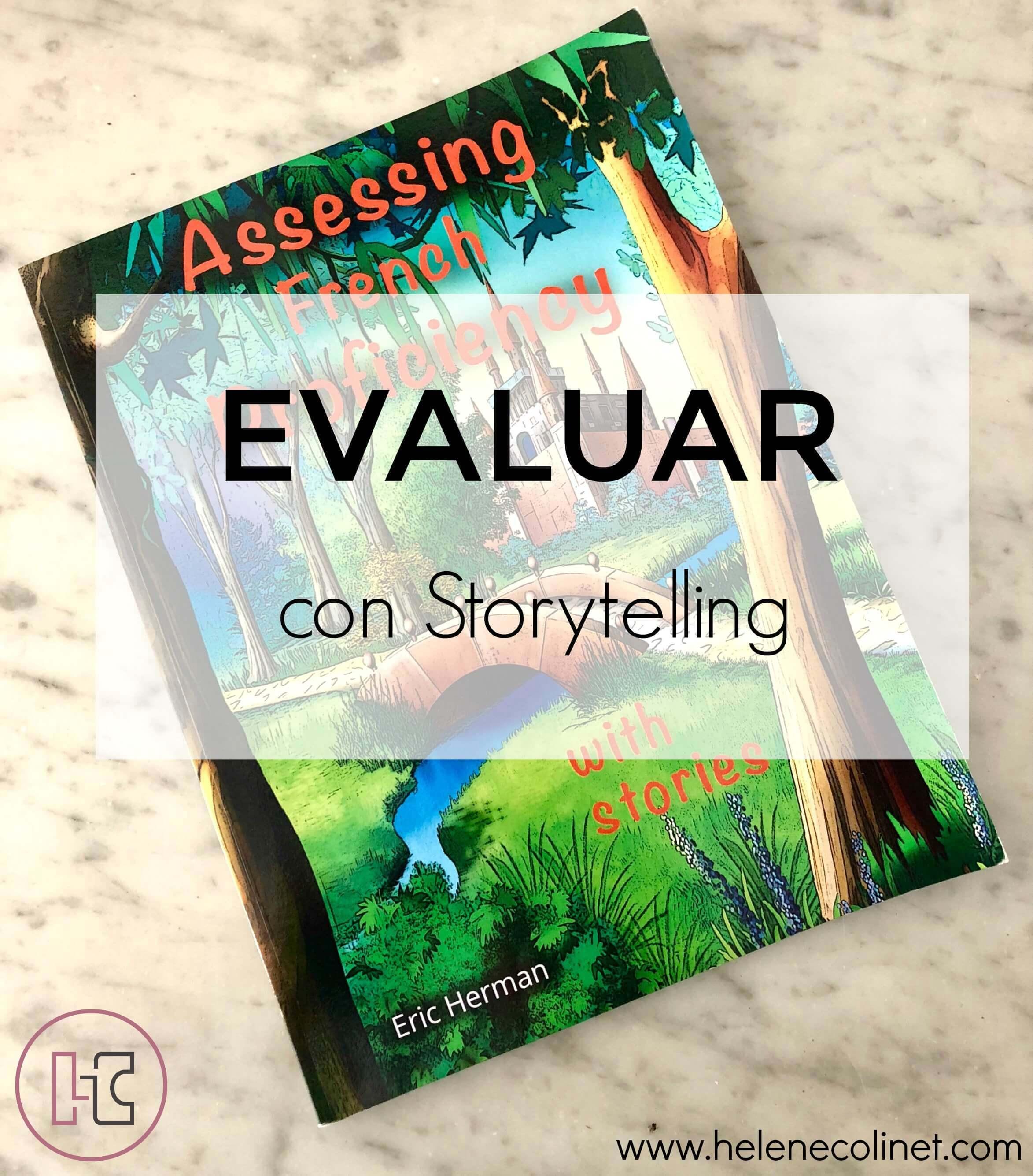 evaluar storytelling helene colinet tars ci españa