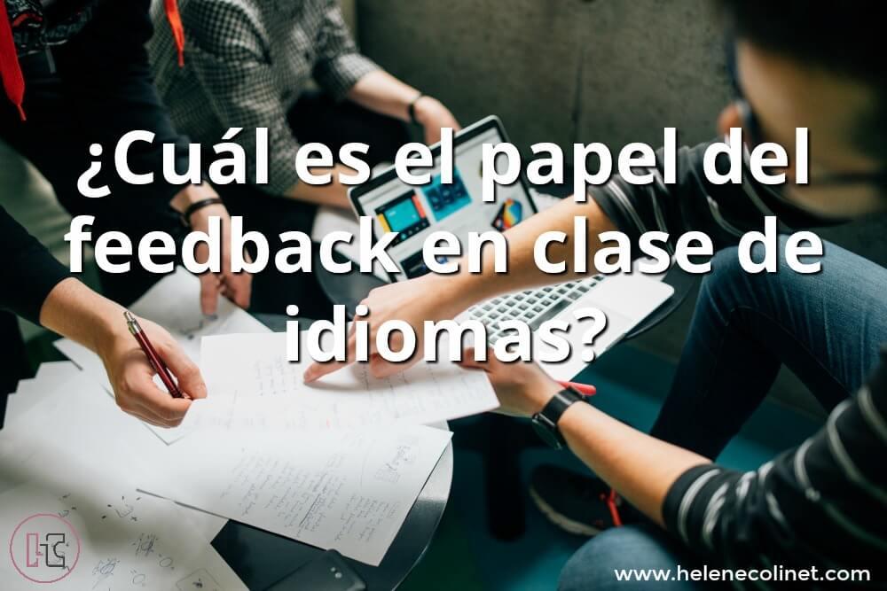 feedback helene colinet recursos para profesores de idiomas tprs ci españa