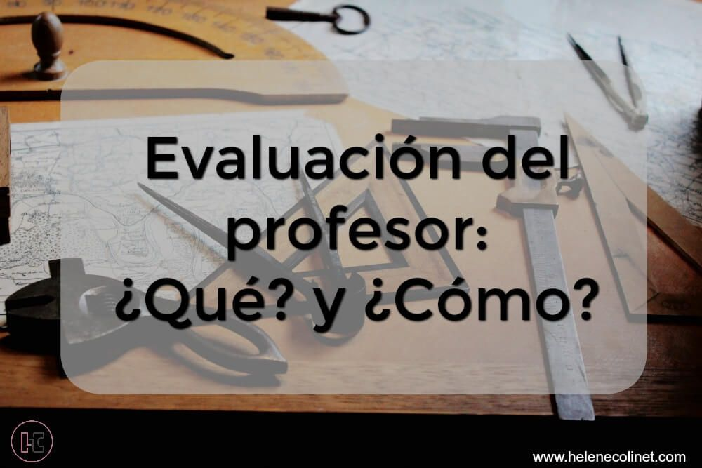 evaluacion del profesor helene colinet recursos profesores idiomas tprs ci