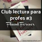 Club de lectura para profes #3