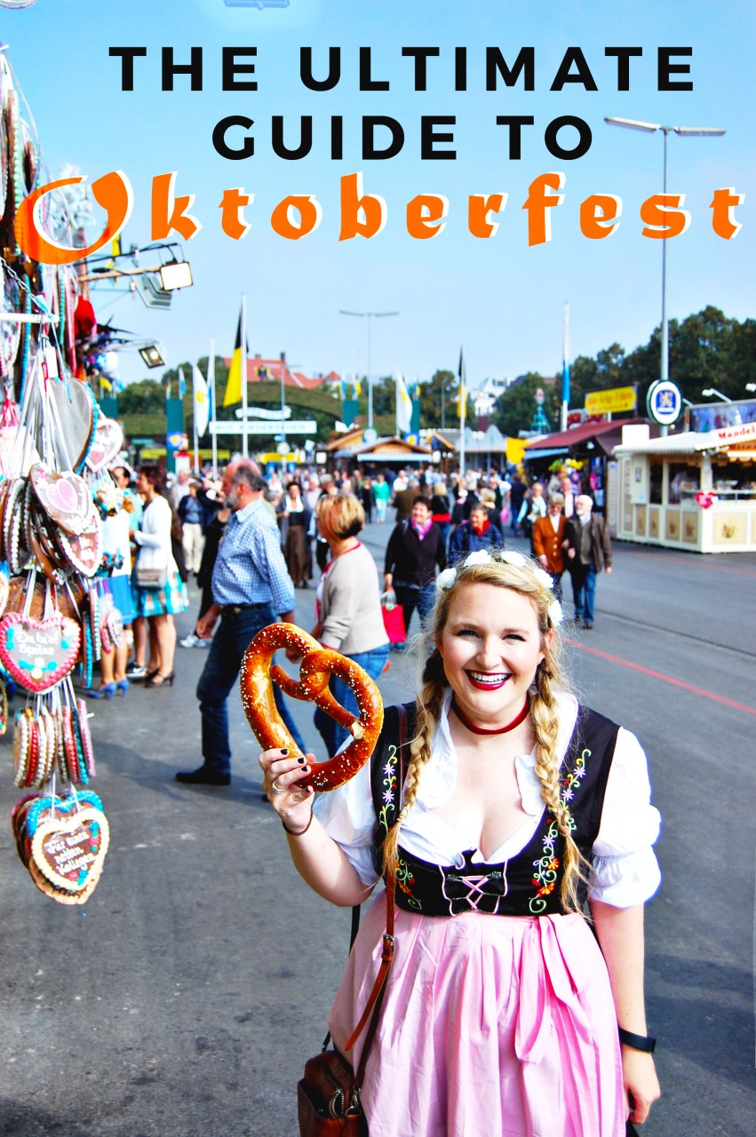 The Ultimate Guide to Oktoberfest