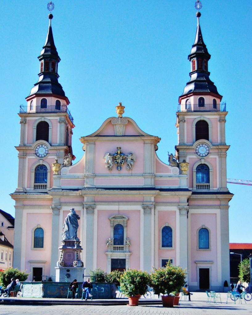 church_ludwigsburg