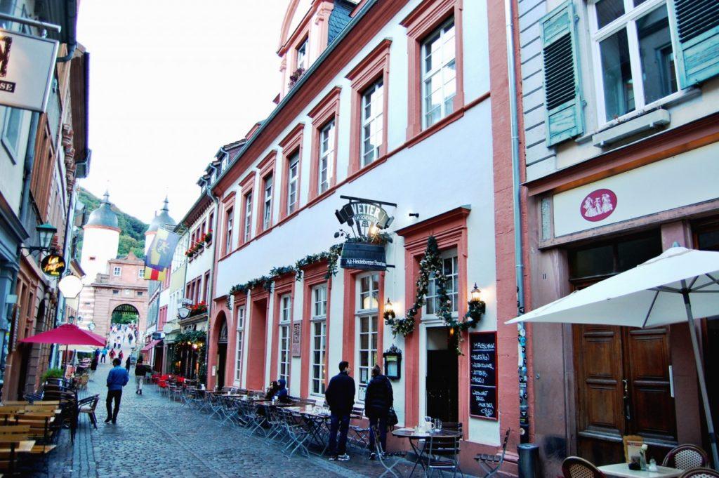 Vetter's Restaurant Heidelberg