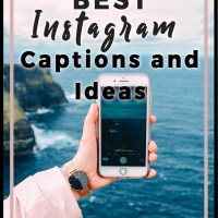 The Best Instagram Captions and Ideas