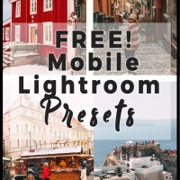 Free Mobile Lightroom Presets