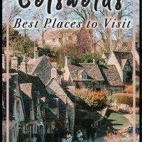 Guide to the Cotswolds: Best Places to See & Where to Stay