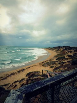 This takes me waaaaay back. I was still at high school when I went to a little town called Mandurah (Western Australia). Four days of beautiful ocean and beach scenery - even in the worst of weather, this place was stunning.