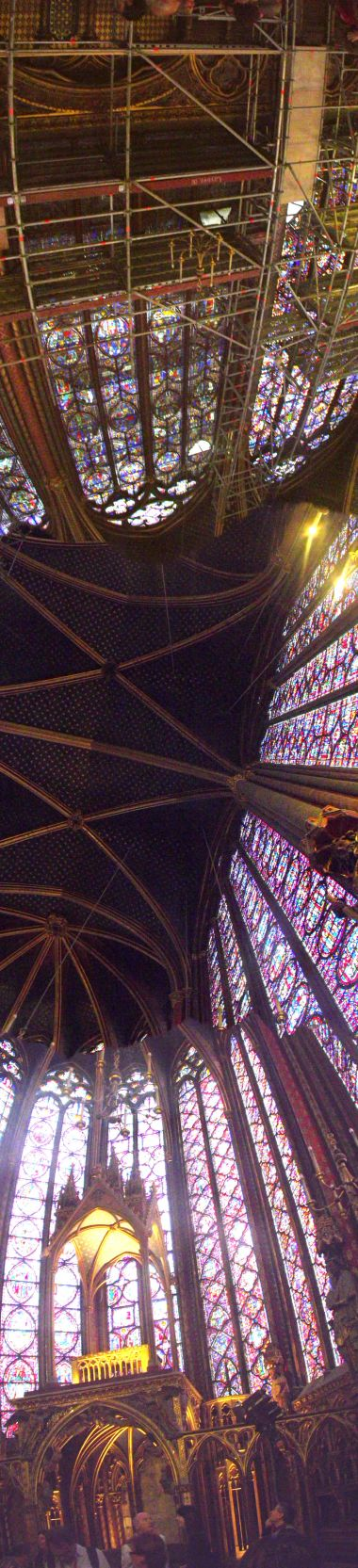 Saint Chapelle detail
