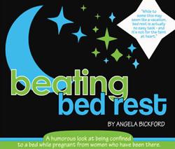 bed rest book sig image