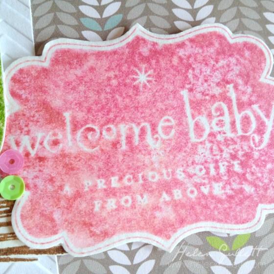 Baby Owl Card by Helen Gullett   http://helengullett.com/?p=4889 #closetomyheart #handmadecard #ctmh #watercolor
