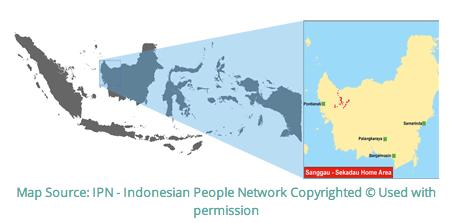 sanggau-dayak-indo-map