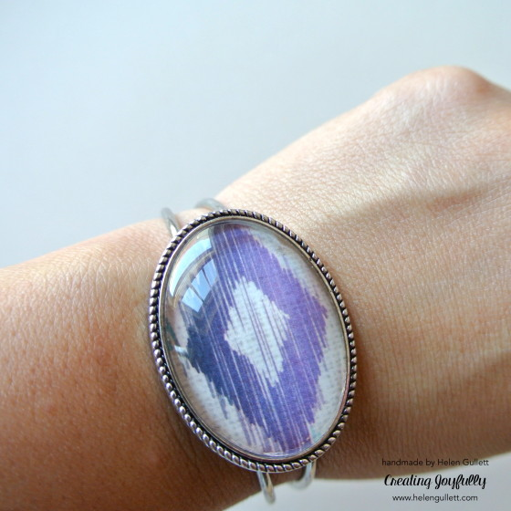 purple_ikat_bracelet
